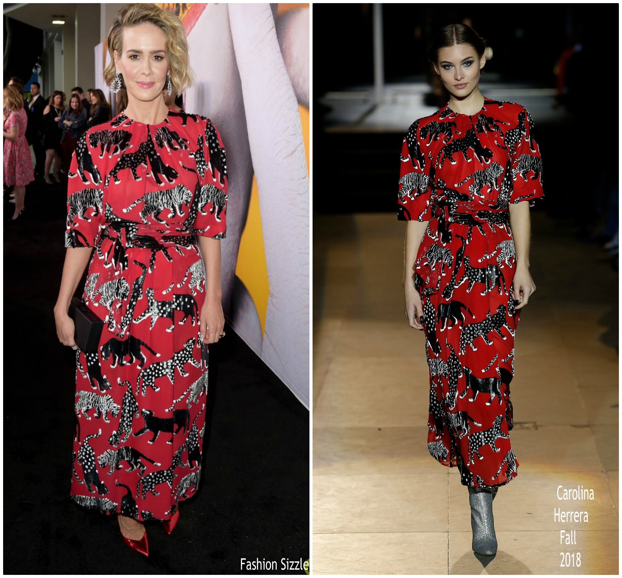 sarah-paulson-in-carolina-herrera-american-horror-story-cult-for-your-consideration-event