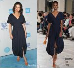 Selena Gomez  In Jacquemus  @  WeDay