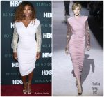 Serena Williams In Tom Ford  @ 'Being Serena' New York Premiere