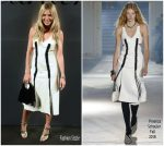 Sienna Miller In Proenza Schouler  @ 'Bold & Fearless' Santos de Cartier Watch Launch