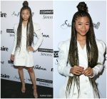 Storm Reid in Maggie Marilyn @ Marie Claire's 2018 'Fresh Faces' Party
