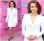 Tina Fey In Gabriela Hearst  @ 'Mean Girls' Broadway Opening Night