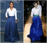 Yara Shahidi in Carolina Herrera @  Brooks Brothers Bicentennial Celebration