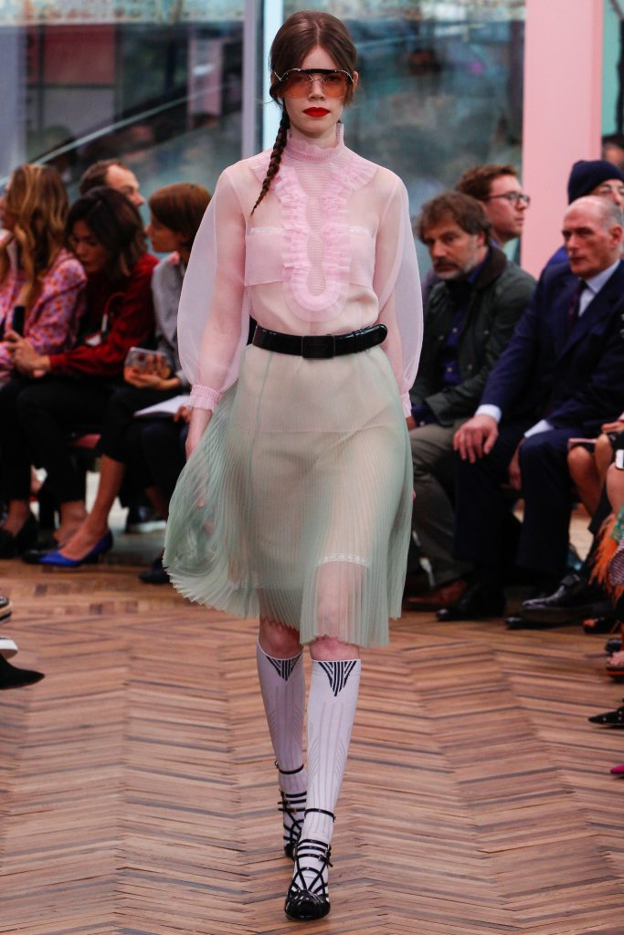 Chloe Sevigny In Prada Planned Parenthood S 2018 Spring Into Action Gala Fashionsizzle