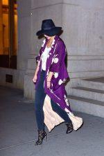 Katie Holmes In Kimono @  Nobu in New York