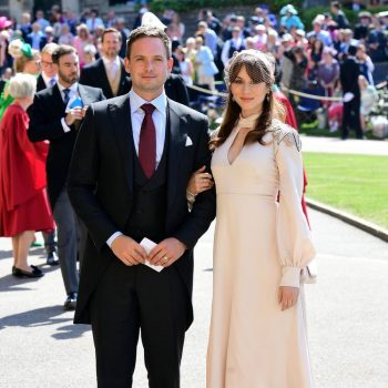 patrick-j-adams-in-canali-troian-bellisario-in-temperley-london-prince-harry-meghan-markles-royal-wedding