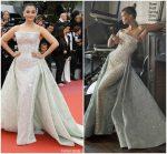 Aishwarya Rai  In Rami Kadi  @ Sink Or Swim (Le Grand Bain)  Cannes  Film Festival  Premiere