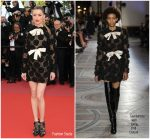 Amber Heard In Giambattista Valli Haute Couture  @ 'Girls Of The Sun (Les Filles Du Soleil)' Cannes Film Festival Premiere
