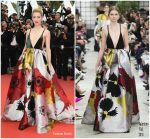 Amber Heard In Valentino  @ 'Sorry Angel (Plaire, Aimer Et Courir Vite)' Cannes Film Festival Premiere