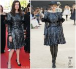 Anna Mouglalis  In Chanel  @ 'Girls Of The Sun (Les Filles Du Soleil)' Cannes Film Festival Premiere