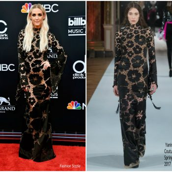ashlee-simpson-ross-in-yanina-couture-2018-billboard-music-awards