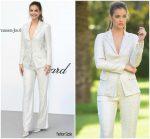 Barbara Palvin  In Roberto Cavalli Couture @ AmfAR Gala Cannes 2018