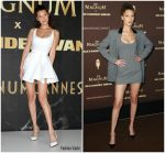 "Bella Hadid In  Alexnader Wang @ "" Magnum  ""Cannes Photocall & Afterparty"