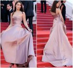 Bella Hadid In  Christian Dior Couture  @ 'Ash Is The Purest White (Jiang Hu Er Nv) Cannes Film Festival Premiere