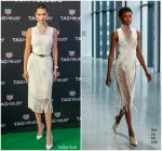 Bella Hadid In Dion Lee  @ TAG Heuer Grand Prix De Monaco Party