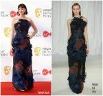 Caitriona Balfe In Delpozo  @ Virgin TV BAFTA Television Awards