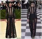 Cara Delevingne In Christian Dior Couture  @ 2018 Met Gala