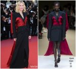 Cate Blanchett In Alexander McQueen  @ 'The Man Who Killed Don Quixote' Cannes Film Festival Premiere & Closing Ceremony