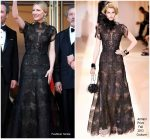 Cate Blanchett In Armani Prive  @  'Everybody Knows' Cannes Film Festival Screening