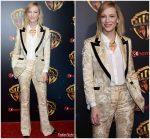 Cate Blanchett In Gucci  @ CinemaCon, Las Vegas