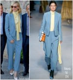 Cate Blanchett  In Roksanda  @  'Jury'  Press Lunch at Musée de la Castre