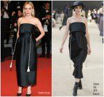 Chloe Sevigny In Chanel  @ 'Cold War (Zimna Wojna)' Cannes Film Festival Premiere
