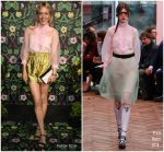 Chloe Sevigny In Prada  @ Planned Parenthood's 2018 Spring Into Action Gala
