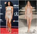 Ciara In Julien Macdonald  @ 2018 Billboard Music Awards