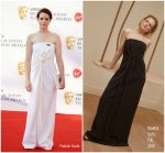 Claire Foy In Rosetta Getty  @ Virgin TV BAFTA Television Awards