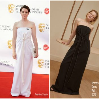 claire-foy-in-rosetta-getty-virgin-tv-bafta-television-awards