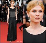 Clémence Poesy  In Chanel  @  Blackkklansman' Cannes Film Festival Premiere