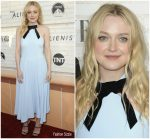 Dakota Fanning In AlexaChung   @ 'The Alienist' FYC Event