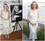 Dakota Fanning In Cinq à Sept  @ DuJour's Annual Memorial Day Party