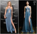 Daphne Groeneveld In Georges Hobeika @ Trophée Chopard Cannes  2018
