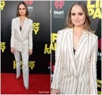 "Debby Ryan in ba&sh @  ""Life of the Party"" World Premiere in Auburn"