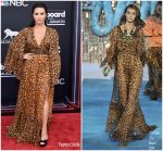 Demi Lovato  In Christian Dior  @ 2018 Billboard Music Awards