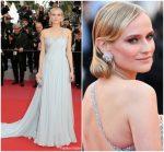 Diane Kruger  In Armani Prive @  Sink Or Swim (Le Grand Bain) Cannes Film Festival Premiere