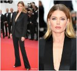 Doutzen Kroes  In Tom Ford @  'Solo: A Star Wars Story' Cannes Film Festival Premiere