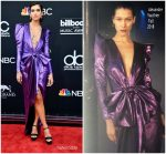 Dua Lipa  In Alexandre Vauthier  @ 2018 Billboard Music Awards