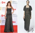 Ella Purnell In  Chanel @  Virgin TV BAFTA Television Awards