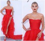 Elsa Hosk  In  Ermanno Scervino  @ AmfAR Gala Cannes 2018