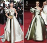 Fan Bingbing In Alexis Mabille @ 'Ash Is The Purest White (Jiang Hu Er Nv) Cannes Film Festival Premiere