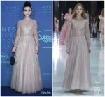 Fan Bingbing In Ralph & Russo Couture  @  Cannes Film Festival Gala Dinner