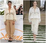 "Golshifteh Farahani  In Chanel Couture  @ ""Girls Of The Sun"" Cannes Film Festival Photocall"
