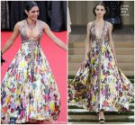 Golshifteh Farahani In  Chanel  Couture @ 'Girls Of The Sun (Les Filles Du Soleil)' Cannes Film Festival Premiere