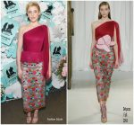 Greta Gerwig In Delpozo  @ Tiffany & Co. Paper Flowers Event And Believe In Dreams Campaign Launch