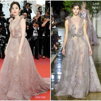 guli-nazha-in-zuhair-murad-couture-sink-or-swim-le-grand-bain-cannes-film-festival-premiere
