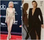 Hailey Baldwin  In Alexandre Vauthier  @ 2018 Billboard Music Awards