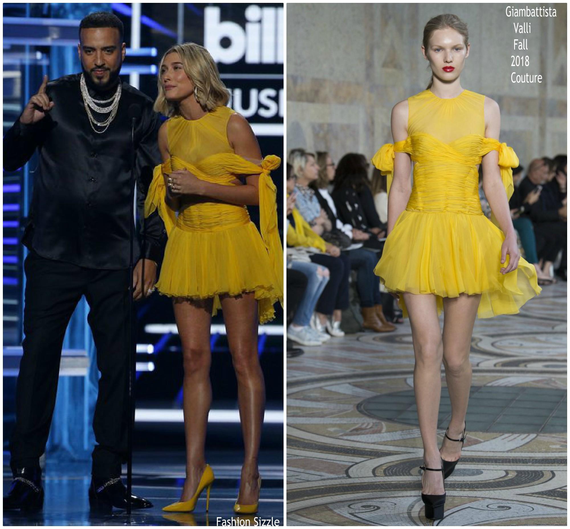 hailey-baldwin-in-giambattista-valli-couture-2018-billboard-music-awards