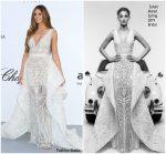 Heidi Klum In Zuhair Murad   @ AmfAR Gala Cannes 2018
